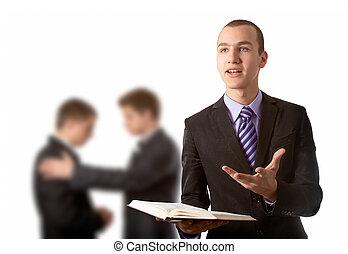 predica, il, vangelo