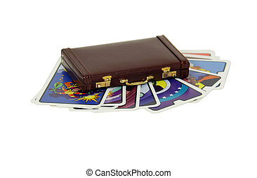 Predicting business - Tarot cards used to predict the...