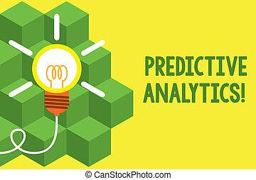 predictive, conceito, texto, idéia, invenção, identificar,...