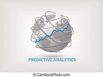predictive, infographics, analytics
