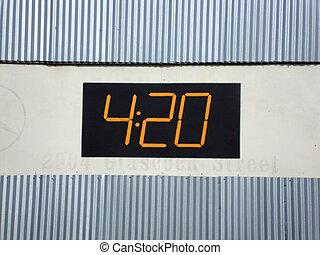 predios, 420, números, lado
