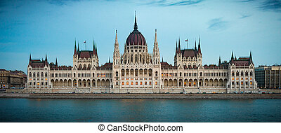 predios, parlamento, budapest, hungria, europe.