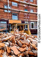 predios, rubble, local