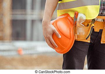predios, trabalho, projeto, engenharia, construção, macho, ocupação