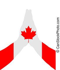 pregare, canadese