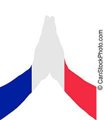 pregare, francese