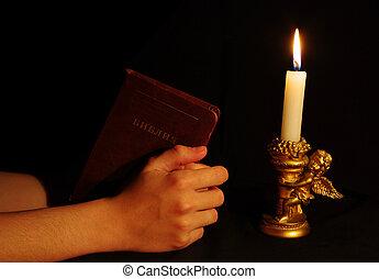 pregare, mani