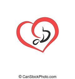 Pregnancy icon - Pregnancy emblem. Vector flat icon of...