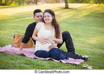 Assommé enceinte enceinte