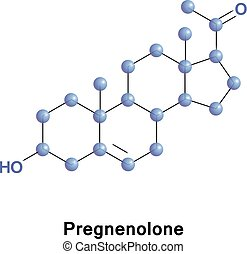 Pregnenolone endogenous steroid