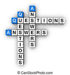 pregunta, respuestas