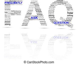 pregunte, frequently, pregunta