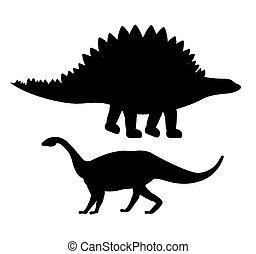 Prehistoric design over white background,vector illustration