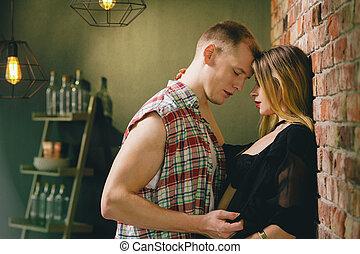 preliminari amorosi, cucina