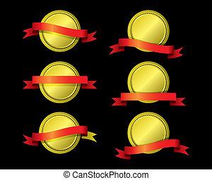 premi, medaglie