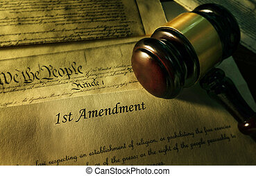 premier amendement, constitution