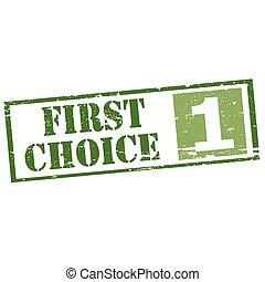premier, choice-stamp