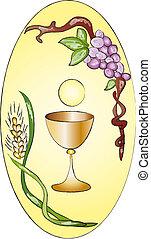 Clip Art Et Illustrations De Communion 5 018 Dessins Et