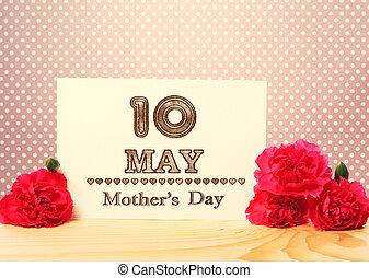 premier mai, mères, 10ème