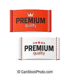 premio, qualità, etichetta