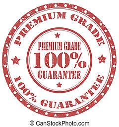 Premium Grade-stamp