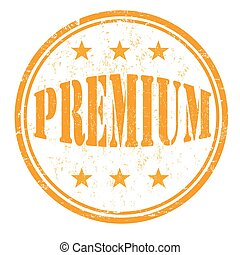 Premium grunge stamp