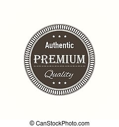 Premium Quality and Guarantee Vintage Labels