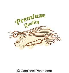 Premium Quality Badge Design