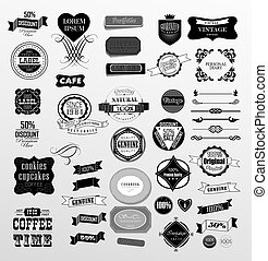 Premium Quality, Guarantee and sale Labels