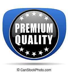 Premium quality web icon