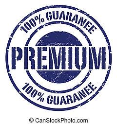 Premium stamp
