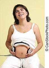 Prenatal music