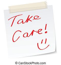 prendersi cura