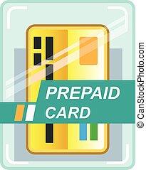 prepaid, karta