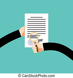 Preparation business contract