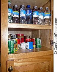 Preparing for Disaster - Storing bottled water &...