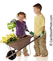 Preschool Gardeners