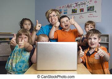 preschool, gyerekek