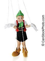Preschool Puppet