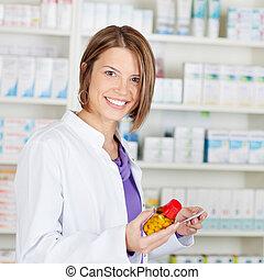 Prescription and medicine