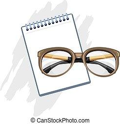 Prescription for reading glasses