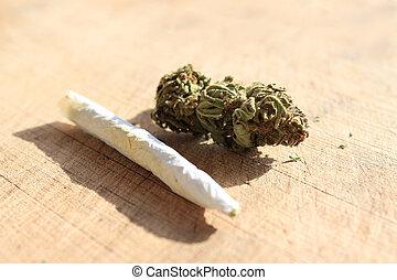 Prescription marijuana - Green prescription marijuana bud ...