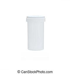 Prescription Medication Container