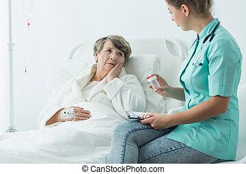 prescrire, pilules, docteur