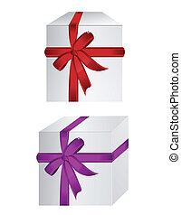 Present / box / vector