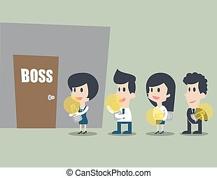 present Ideas ,Business