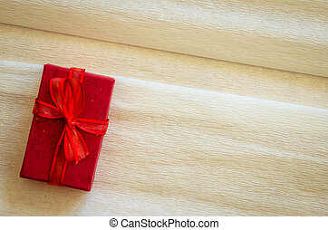 present in red box