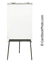 Presentation board - Presentation business board stand alone...