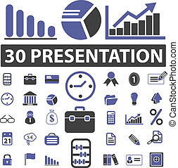 presentation business signs