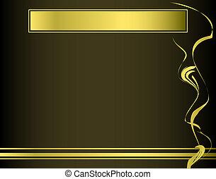 Presentation frame
